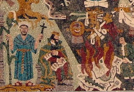 El c dice g nesis de yunior santana for Mural de juan o gorman