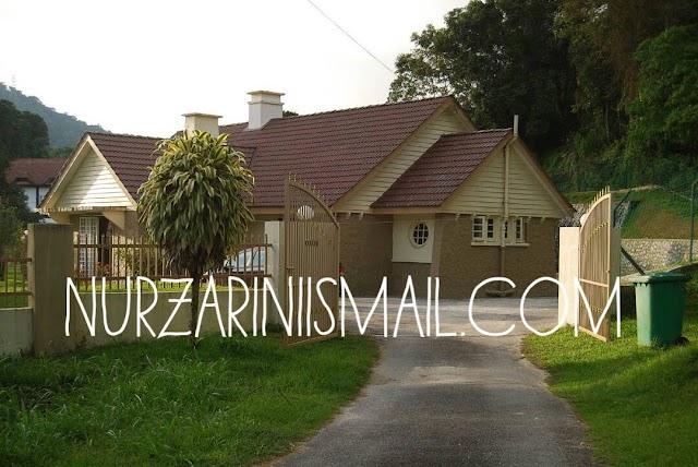 Rumah Penginapan RM5 di Cameron Highland Bagi Staf TNB