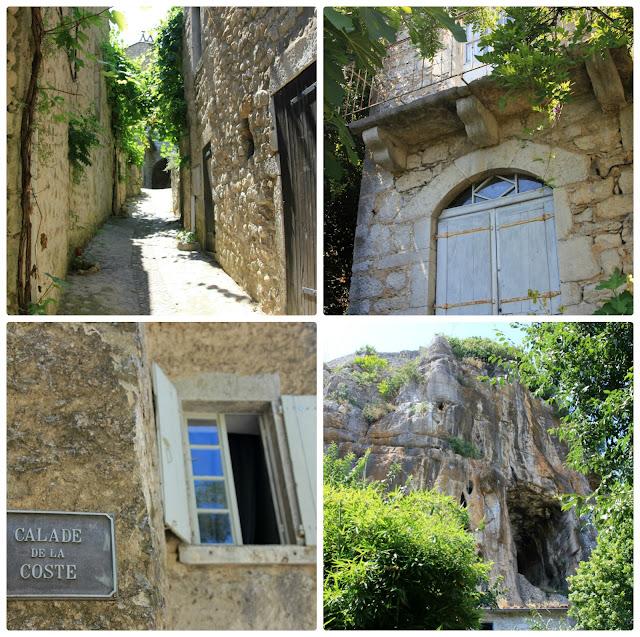 Village de Labeaume, Ardèche