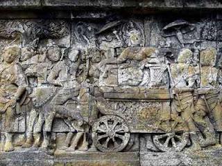 Relief Candi Borobudur 5