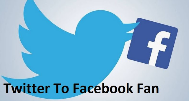 Twitter-to-facebook