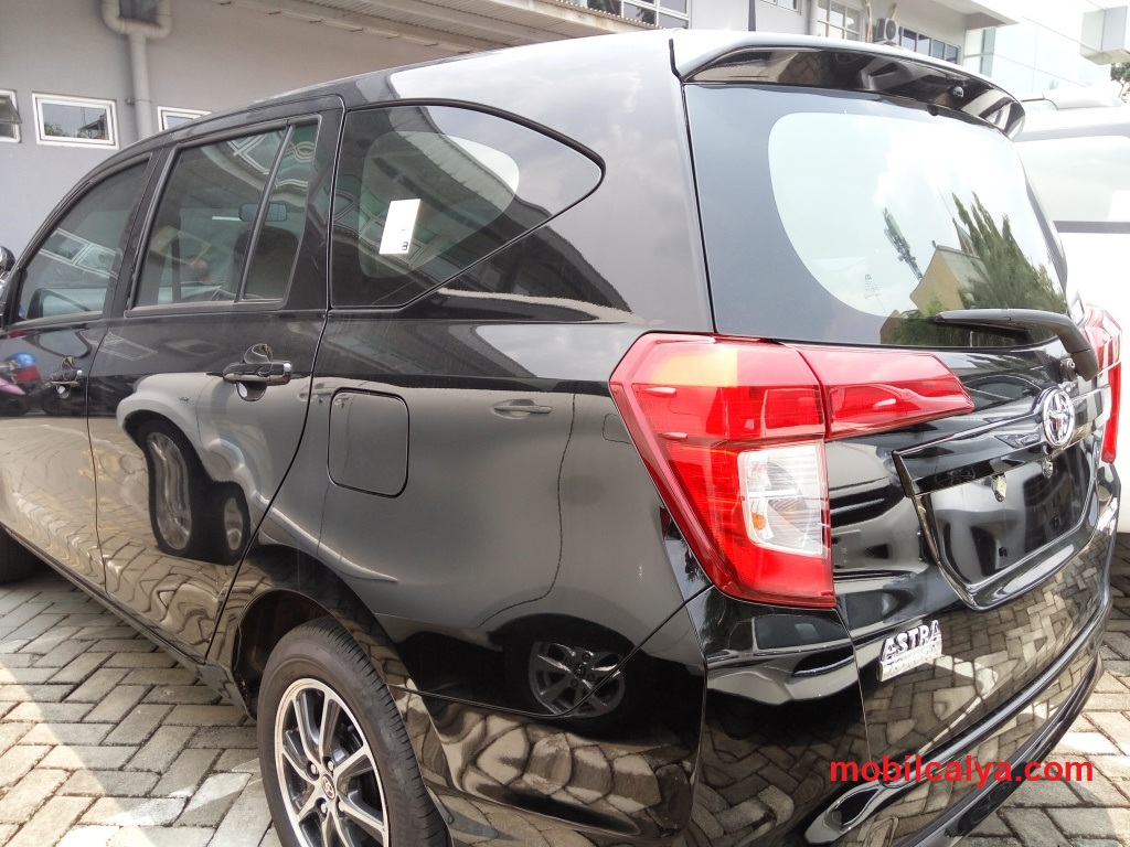 Grand New Avanza Warna Hitam Agya Trd S 2017 96 Modifikasi All
