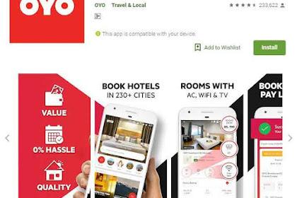 Gratis Voucher Menginap 100.000 di Hotel Jaringan OYO