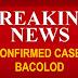Bacolod City confirms first coronavirus case