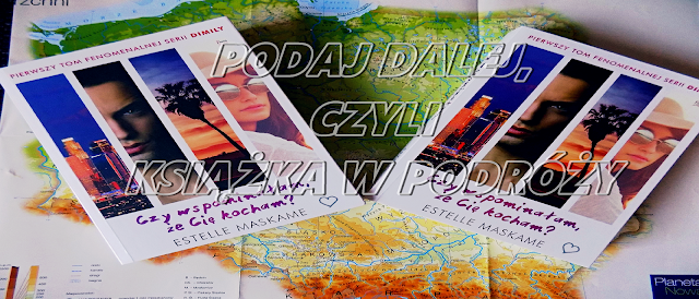 Podaj dalej,czyli książka w podróży (EDYCJA 4 )