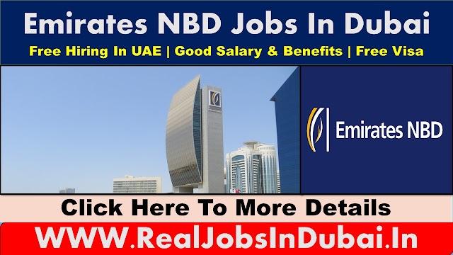 Emirates NBD Careers Jobs Vacancies In Dubai - UAE 2021