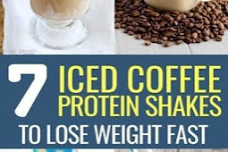 #7 #Healthy #Iced #Coffee #Protein #Shake #Recipes #for #Weight #Loss