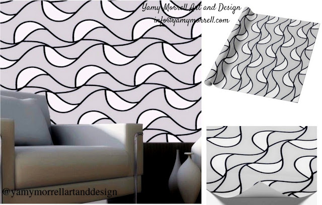 wall-paper-waves-by-yamy-morrell