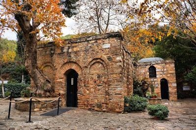 Casa da Virgem Maria em Efeso
