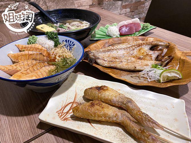 挑戰高雄最平價日式料理,點滿一整桌不用1000元,超高CP值的海鮮烤物等著你-米那桑食堂