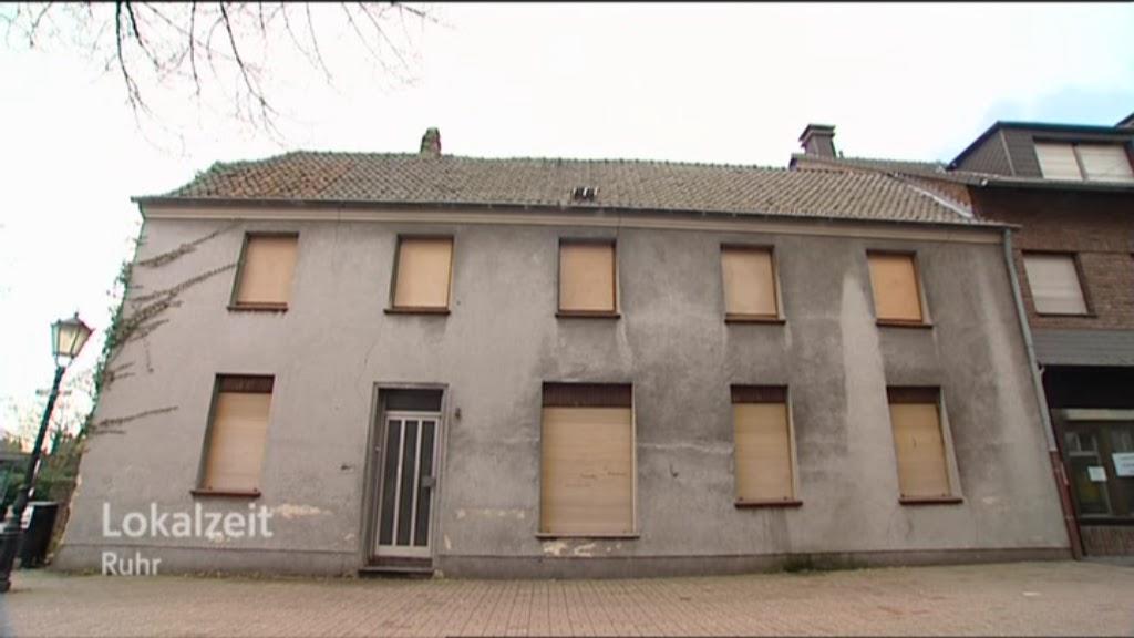 Hässliches Haus