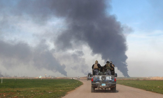 Apakah Harta Rampasan Perang Melawan Bashar Asad Termasuk Ghanimah?