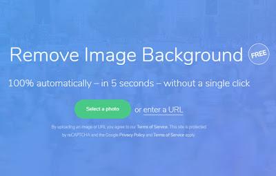 Alat Daring ini Dapat Membuang Latar Gambar Secara Otomatis