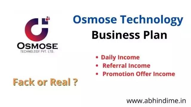 Osmose technology fake or real in hindi