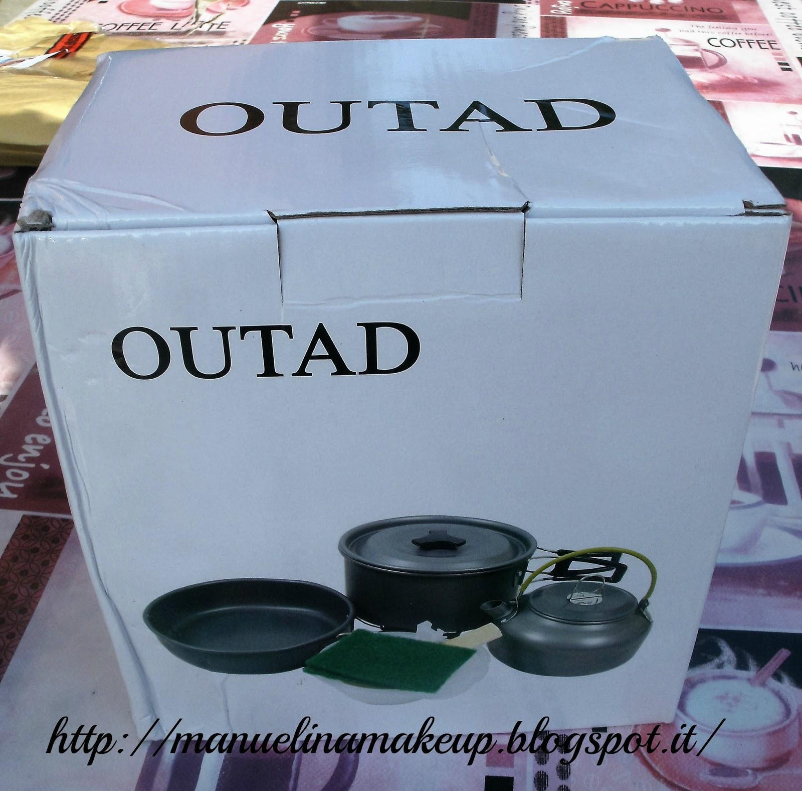 Il blog di manu bpro outad kit da cucina portatile - Cucina portatile ...