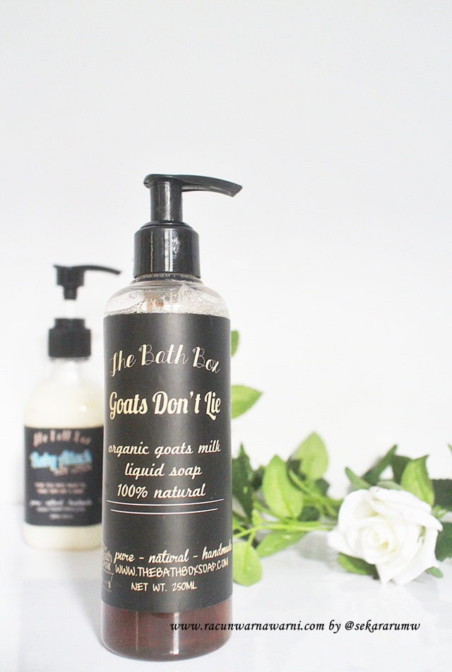 Don't Lie Liquid Soap Review