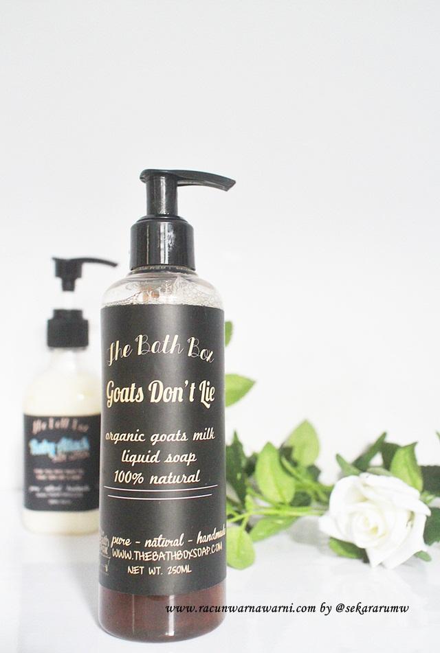 Don't Lie Liquid Soap Review