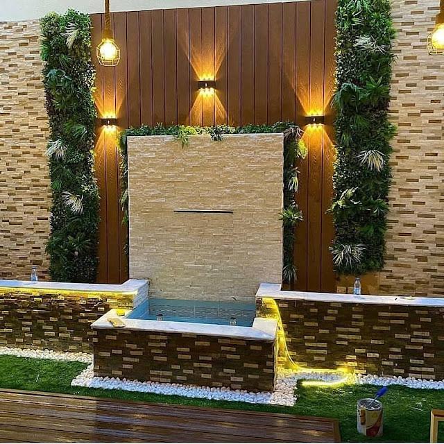 تنسيق حدائق سطح المنزل بالرياض تنسيق حدائق منزلية بالرياض شركة الطارق لتنسيق الحدائق بالرياض