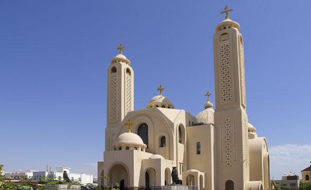 Church in Egypt