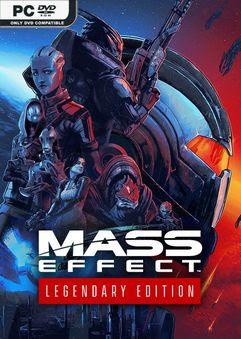 Baixar: Mass Effect Legendary Edition Torrent (PC)