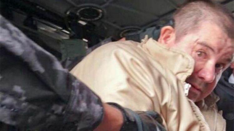 'El Chapo' está mal, denuncia su esposa