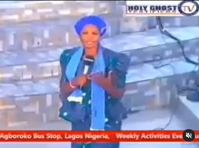 Eating Draw Soup is the soups Satan uses to enter somebody- Nigerian clergywoman (Video)