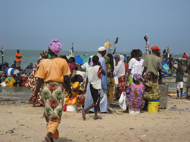 IMG_2961 ▷ Llegada de Pescadores al Puerto de Mbour