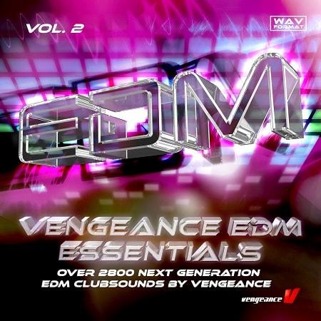 Vengeance EDM Essentials Vol 2 WAV - Music Maker Free All