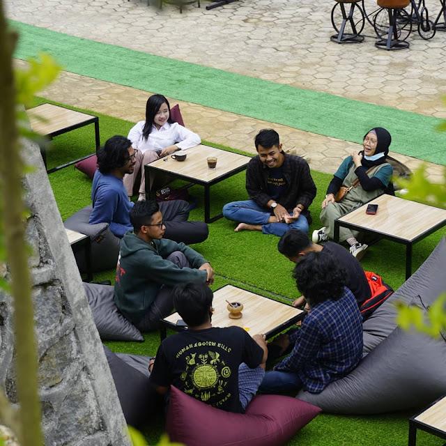 De.Blado Cafe Batang
