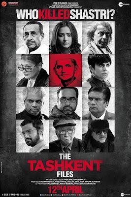 The Tashkent Files (2019) Hindi Pre-DVDRip 700MB