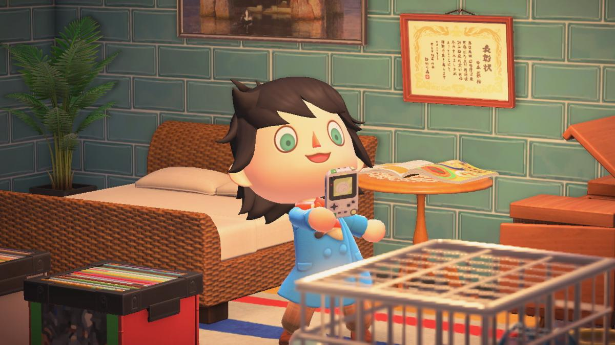 How to get Animal Crossing New Horizons secret hairstyle