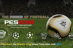 PES Jogress V4.1 New Update Winter Transfer + Liga GOJEK Kamera PS4 - PPSSPP