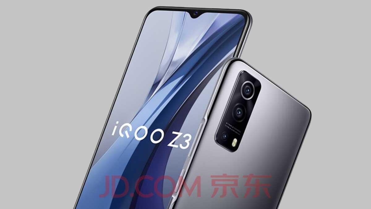 سعر هاتف iQOO Z3