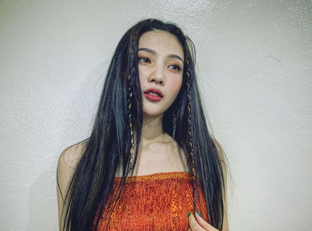 Gaya Rambut Terbaik  Artis  Joy Red Velvet
