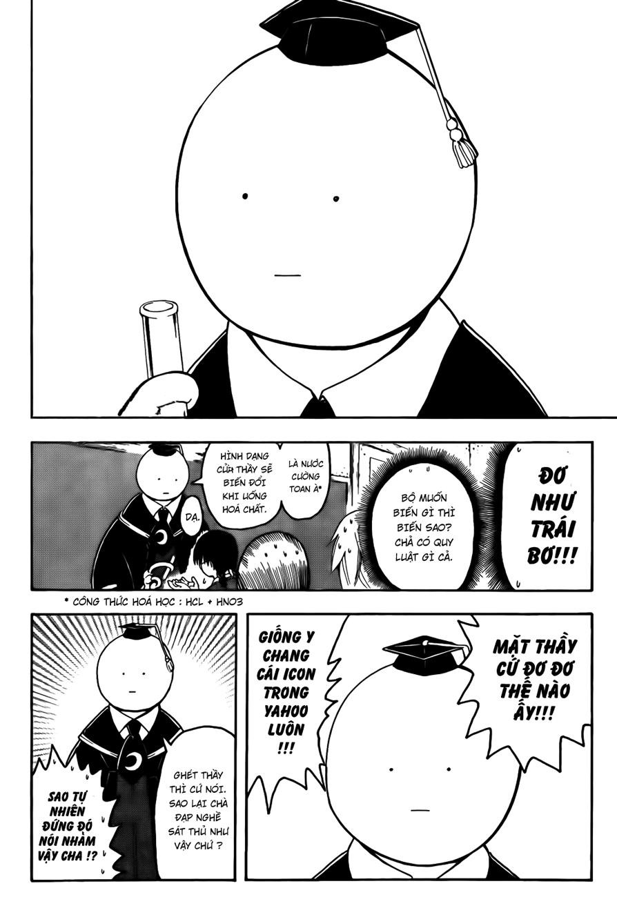 Ansatsu Kyoushitsu chap 7 trang 7