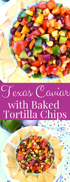 Texas Caviar Black Bean Salad