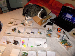 Cat; Cats On The Internet; Dinosaur Toys; Girly-Girl; Humour; Miscellaneous; News; News Views Etc; News Views Etc...; Plastic Toy Dinosaurs; Small Scale World; smallscaleworld.blogspot.com; Sorting Toy Figures;