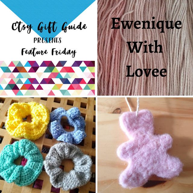 Friday Etsy Features: Ewenique With Lovee