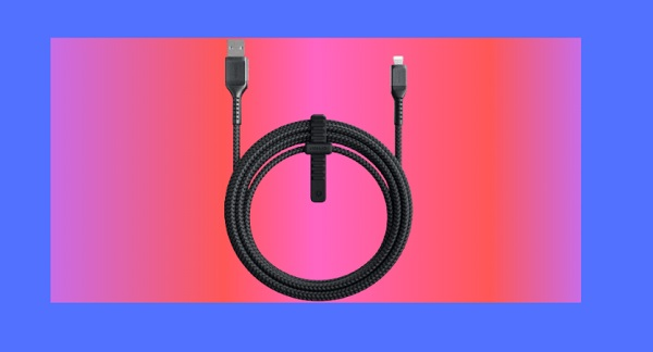 Nomad Kevlar Lightning USB-C Cable
