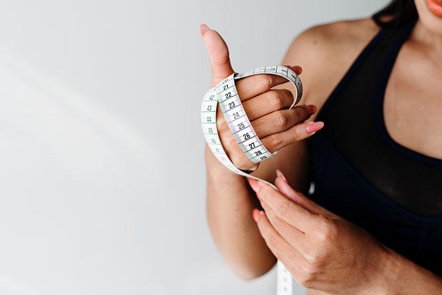 reducir abdomen y cintura
