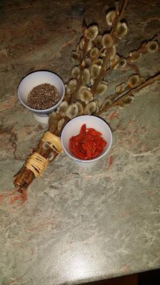 chia-goji berry