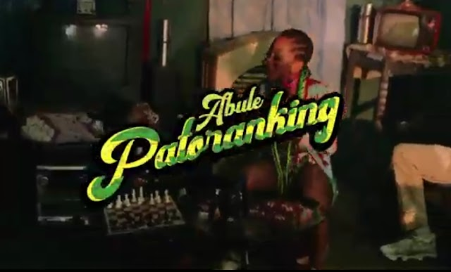 Music/video patoranking - Abule [xloaded.com.ng]