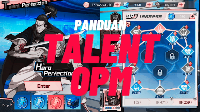 Panduan talent OPM