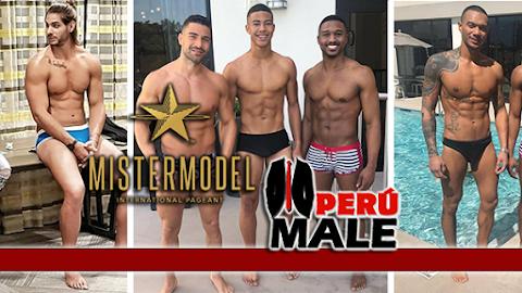Mister Model International 2017 / 2018 | Swimwear Behind The Scenes