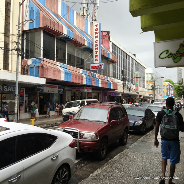 Excellent City Centre mall in Port of Spain, Trinidad