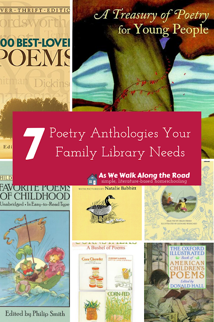 Poetry resources from Sonlight