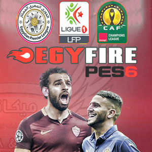 PES 6 EgyFire Patch
