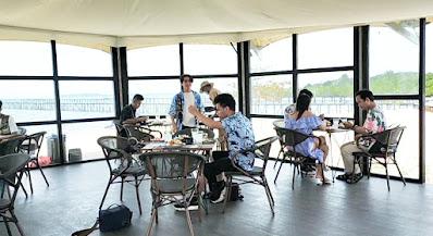 Restoran Kiki Beach Resort