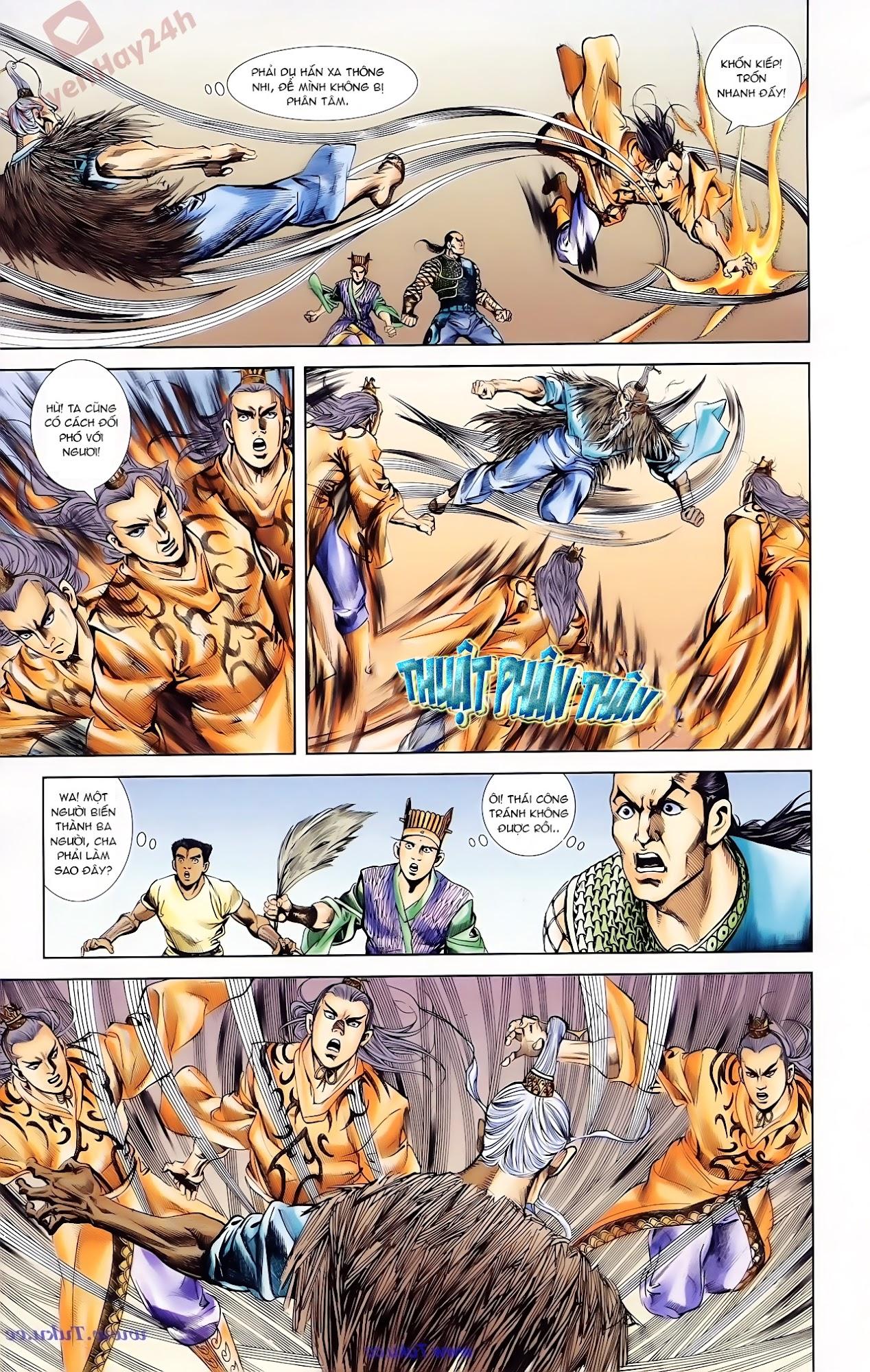 Cơ Phát Khai Chu Bản chapter 75 trang 25