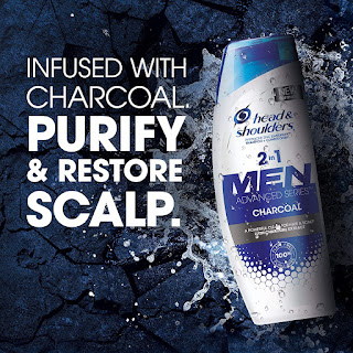 Purify and restore scalp